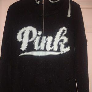 Pink 💖 Half zip hoodie